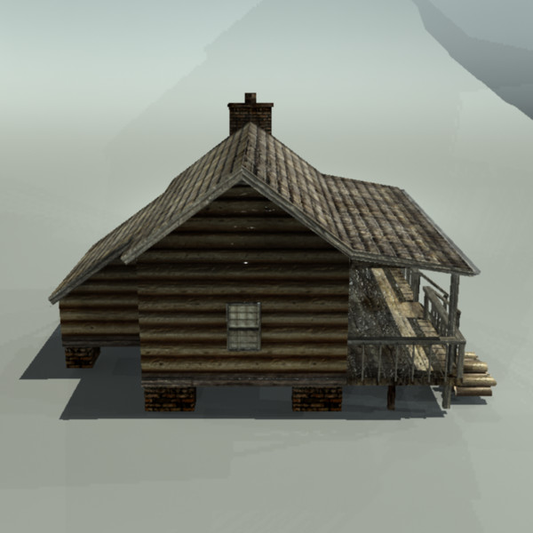 Log Cabin   GAME READY 360* View